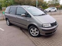 SEAT ALHAMBRA 1.9TDI FOR SALE