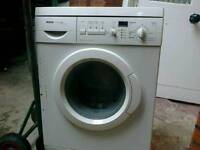 Bosch Classi XX Slimline 1200 Washing Machine
