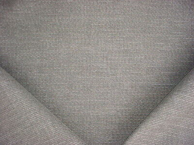 4-3/8Y LEE JOFA EMBROIDERED SILVER / BLACK / GREY STRIPE UPHOLSTERY FABRIC