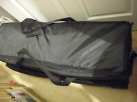 Studio light suitcase