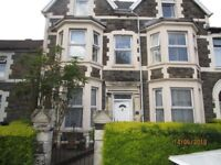 Big 4 bedroom house to let in Canton/Riverside