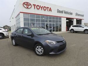 2014 Toyota Corolla - SAVE $2000 - ACCIDENT FREE!!!