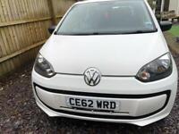 Volkswagen UP! Move up 1.0 litre petrol. 3 Door. Lady owner