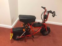2003 diblasi 50cc folding moped