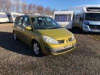 Renault Scenic 7 Seater