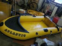 Atlantic inflatable boat