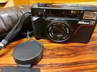 Nikon L35AF 35mm compact film