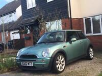 Mini One Only 31,000 miles