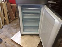Hotpoint Fridge Freezer - Silver