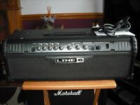 Line 6 Spider III HD75 Guitar Amplifier Head