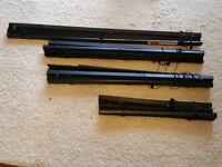 Pvc Blinds Window Venetian Blind Black