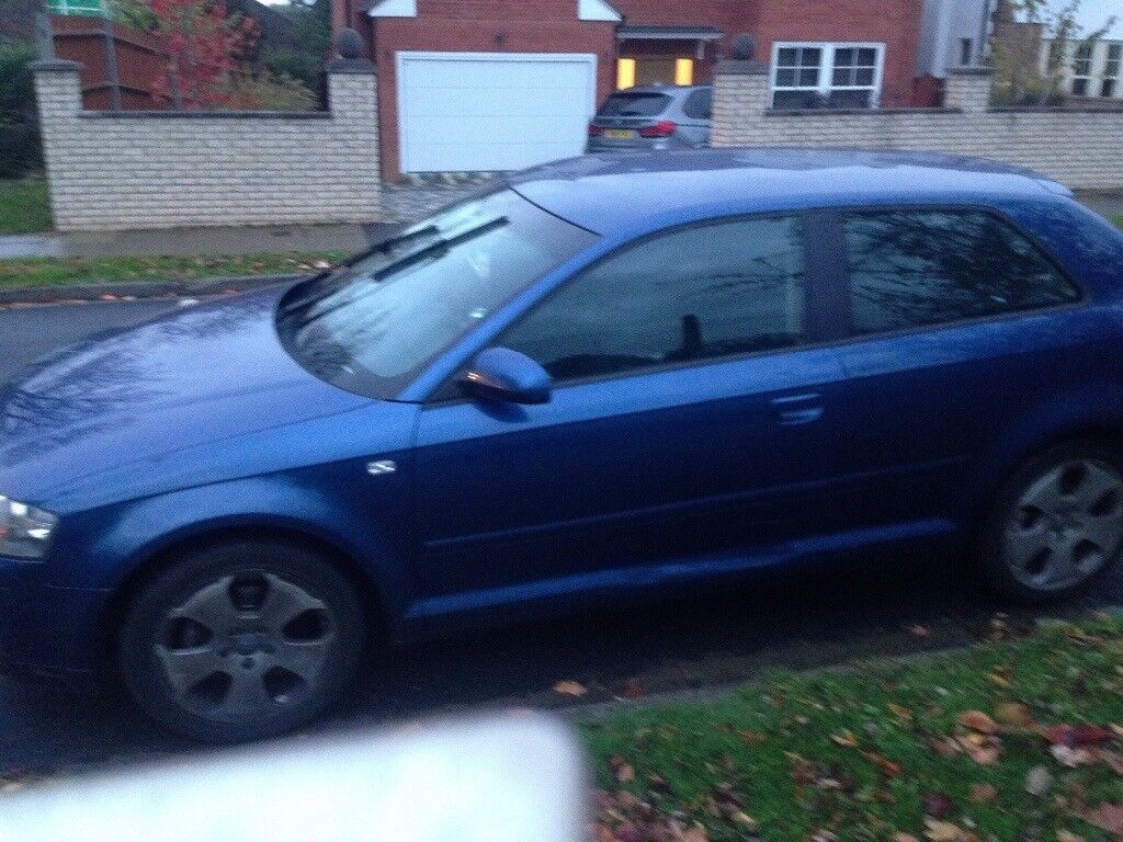 Audi A3 , 2 lite petrol FSI , 6 gear manual, 3 door