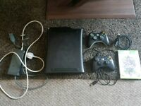Xbox 360 spares or repairs comes with sims 3