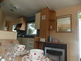Holiday Home Static Caravan For Sale Skispea Sands Cheap Site Fees