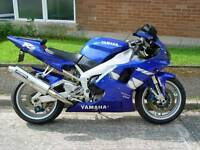 Yamaha R1 YZF1000 Great Condition