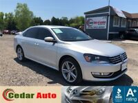 2013 Volkswagen Passat 3.6L Highline - NavigationManagers Specia London Ontario Preview