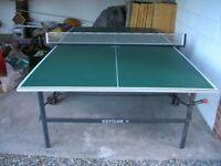 Kettler Full Size Table Tennis Table