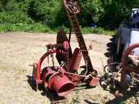 New Holland finger bar mower for spares or repairs