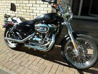 Harley Davidson 1200C Sporster