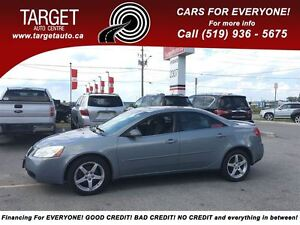 2007 Pontiac G6 SE Low Low Kms !!!!!!