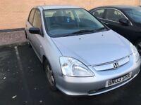 450£ Honda Civic 1.4