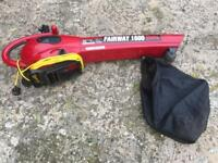 Power Devil Leaf blower/shredder Vac. Fairway 1600. Delivery available