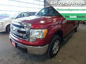 2013 Ford F-150 XLT | 4X4 | ONE OWNER | 6PASS