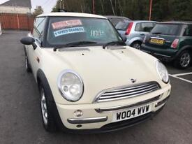 MINI ONE 1.6 PETROL 2004 ABSOLUTE IMMACULATE CONDITION FSH 12 MONTHS MOT***