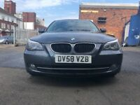 BMW5 series 2 L diesel auto MOT new timing chain and a new service done recently
