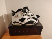 Nike Jordan Retro 6 Oreo 2010 Size UK 7
