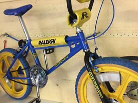 Raleigh Tuff Burner 1984 original and excellent