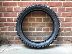 Brand new Continental TKC80 110/80-18 tyre