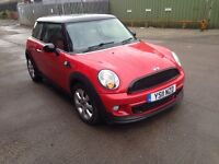 Mini Cooper hatch - 2011 facelift model with cooper s body kit and interior - very clean car !!!
