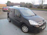 Late 2011 black berlingo 93000 miles with full history NO VAT £5000 uk van derry belfast