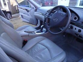 Mercedes Benz E Class 2004 320 cdi Avantgarde