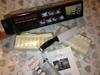 Sushi Making Kit - brand new