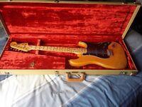 Fender Stratocaster 1979 vintage hardtail