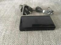 NINTENDO DS LITE CONSOLE WITH CHARGER.