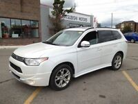 2014 Mitsubishi Outlander GT WITH NAVIGATION