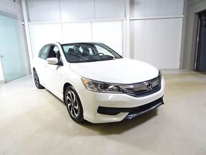 2016 Honda Accord Sedan L4 LX CVT