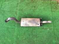 Audi Coupe 80 exhaust back box standard 2.2 / 2.3 litre petrol