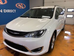 2018 Chrysler Pacifica Touring-L Plus LEATHER/ TV- DVD/ NAVI