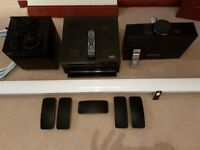 Home Cinema System Complete, Excellent Condition and Working Order