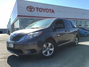 2016 Toyota Sienna LE 8 Passenger Bluetooth Backup Camera Pwr Sl