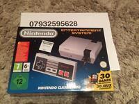 Nintendo nes mini classic console