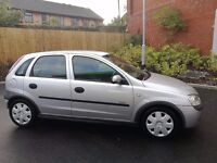 Automatic Vauxhall Corsa 1.4 5dr LOW MILEAGE