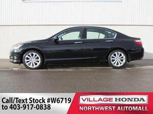 2013 Honda Accord Touring V6 | No Accidents | Local Vehicle |