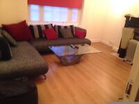 TWO BEDROOM GROUND FLOOR FLAT FURNISHED COMMUNAL GARDEN in HARROW ON THE HILL.