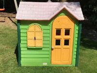 Little Tykes playhouse country cottage
