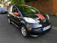 Pegueot 107, 1.0 Petrol, 68,000 miles, 1 Year Mot, £20 road Tax. 2 keys